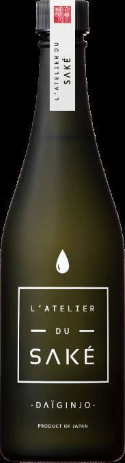 La bouteille L'Atelier du Saké de Foodex le meilleur saké incontournable à avoir