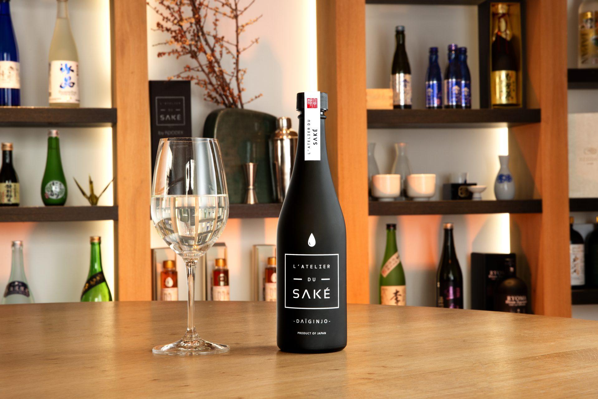 Notre bouteille pensé pour le marché européen
