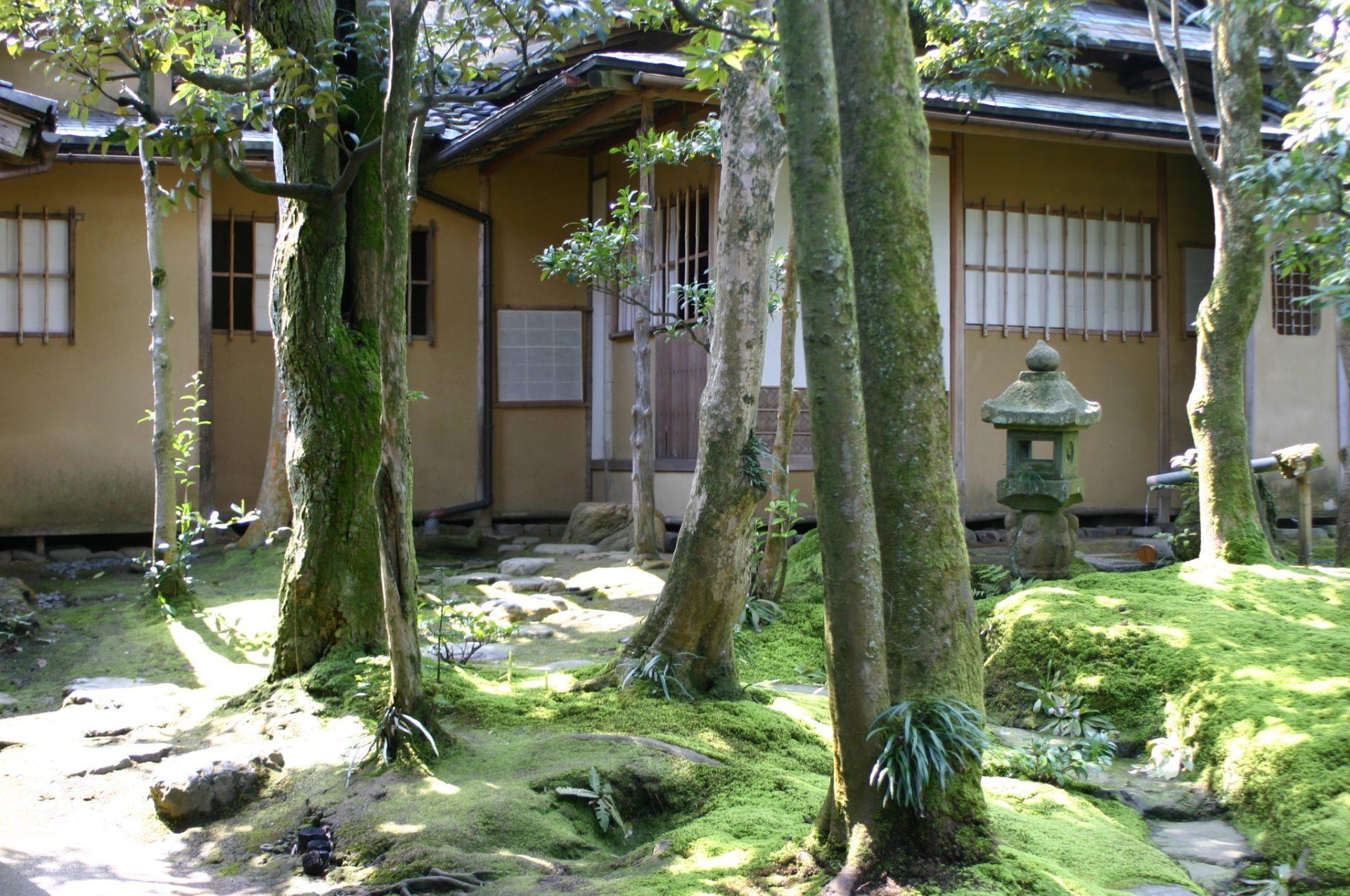 La maison saké Higashi Shuzo