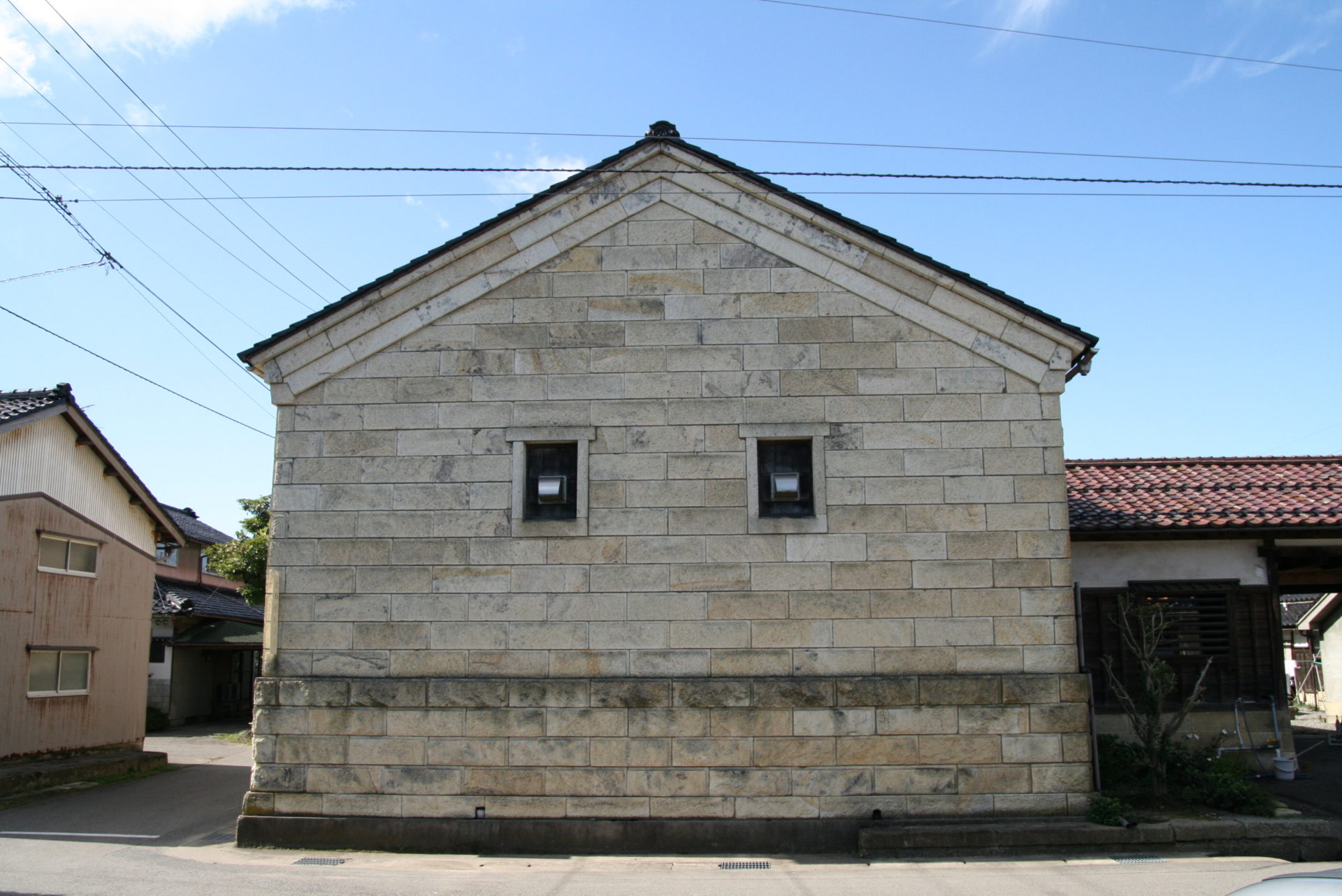 La maison de saké Higashi Shuzô