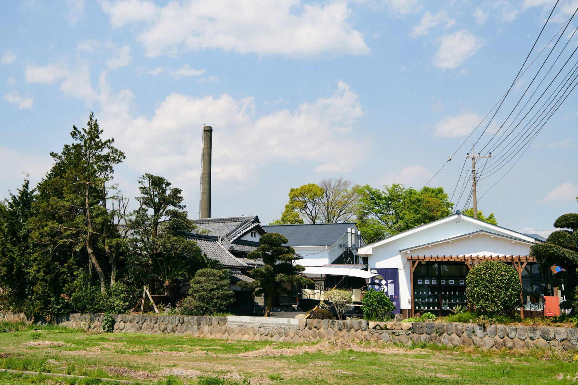 La maison saké Seto Shuzô Ten
