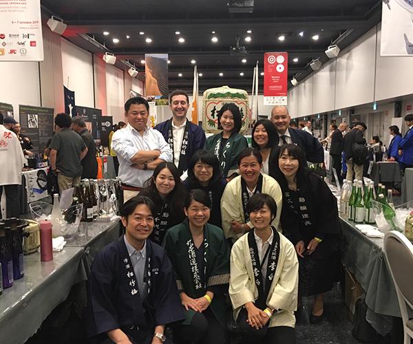 Salon du saké avec les brasseurs - Atelier du saké