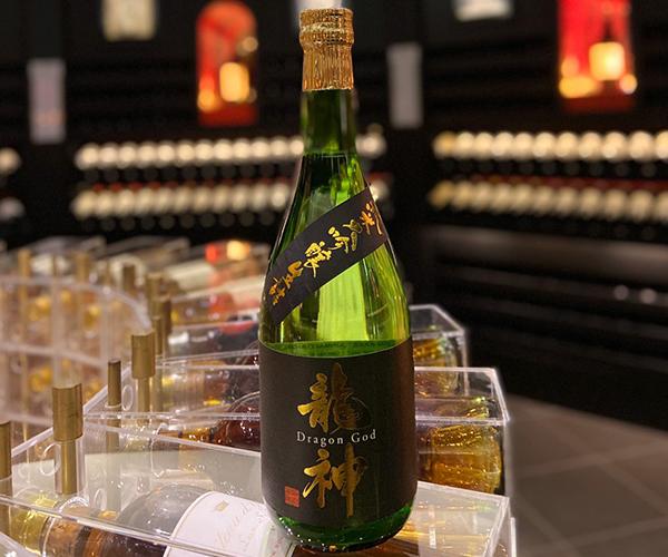 Saké japonais aux Galerie Lafayette