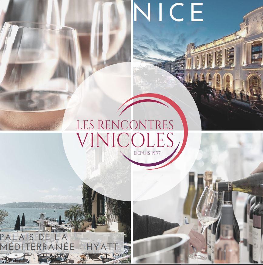 Participation aux rencontres vinicoles de Nice