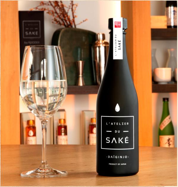 bouteille Atelier du saké